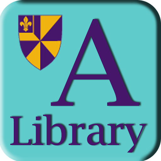 Albion College Library logo